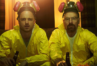 3. Breaking Bad